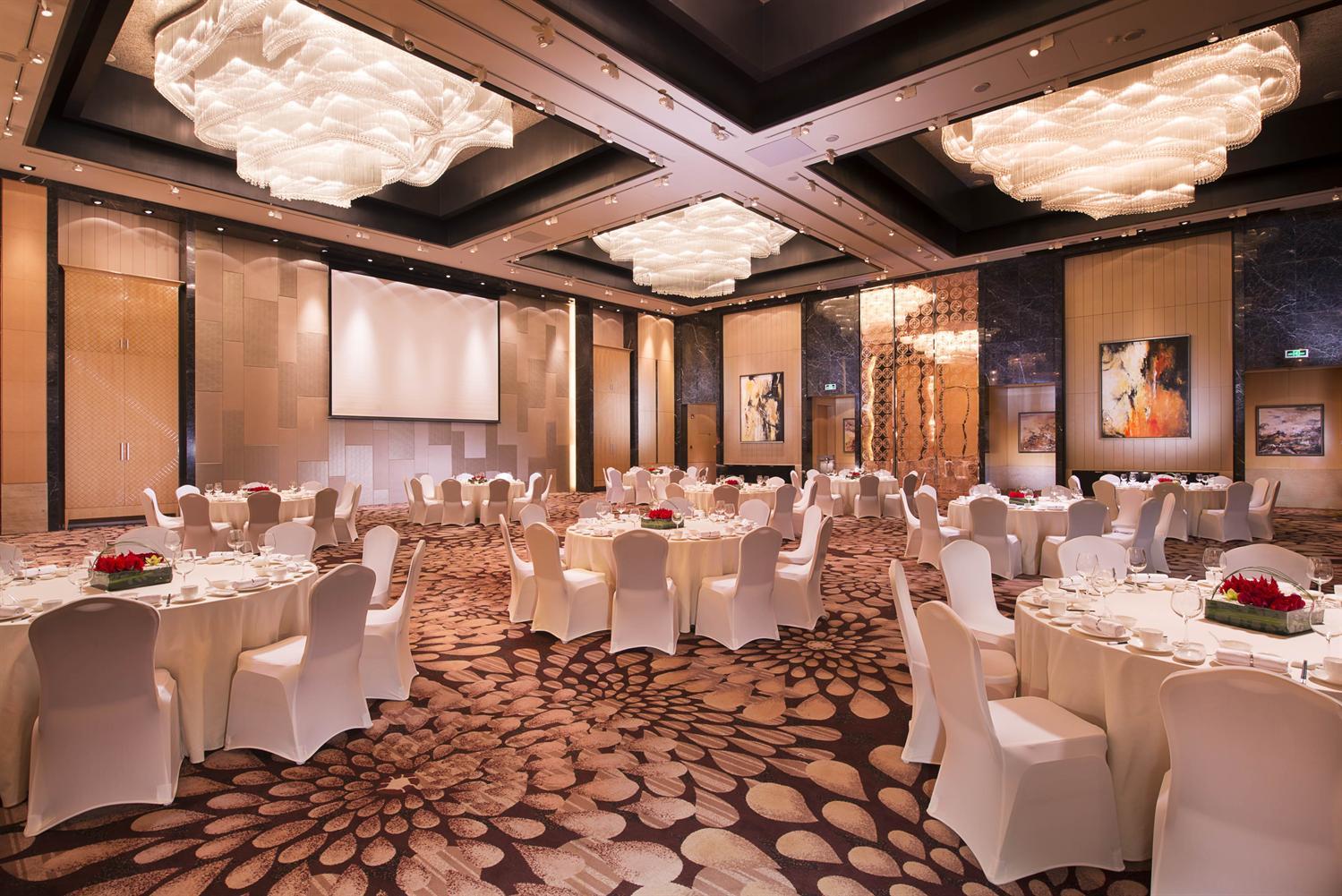 上海金桥红枫万豪酒店